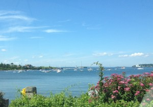One of Maine's many harbors.