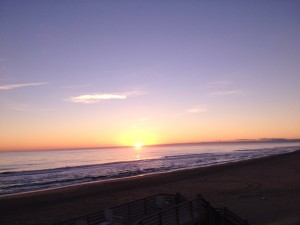 Good Morning from the Outer Banks!