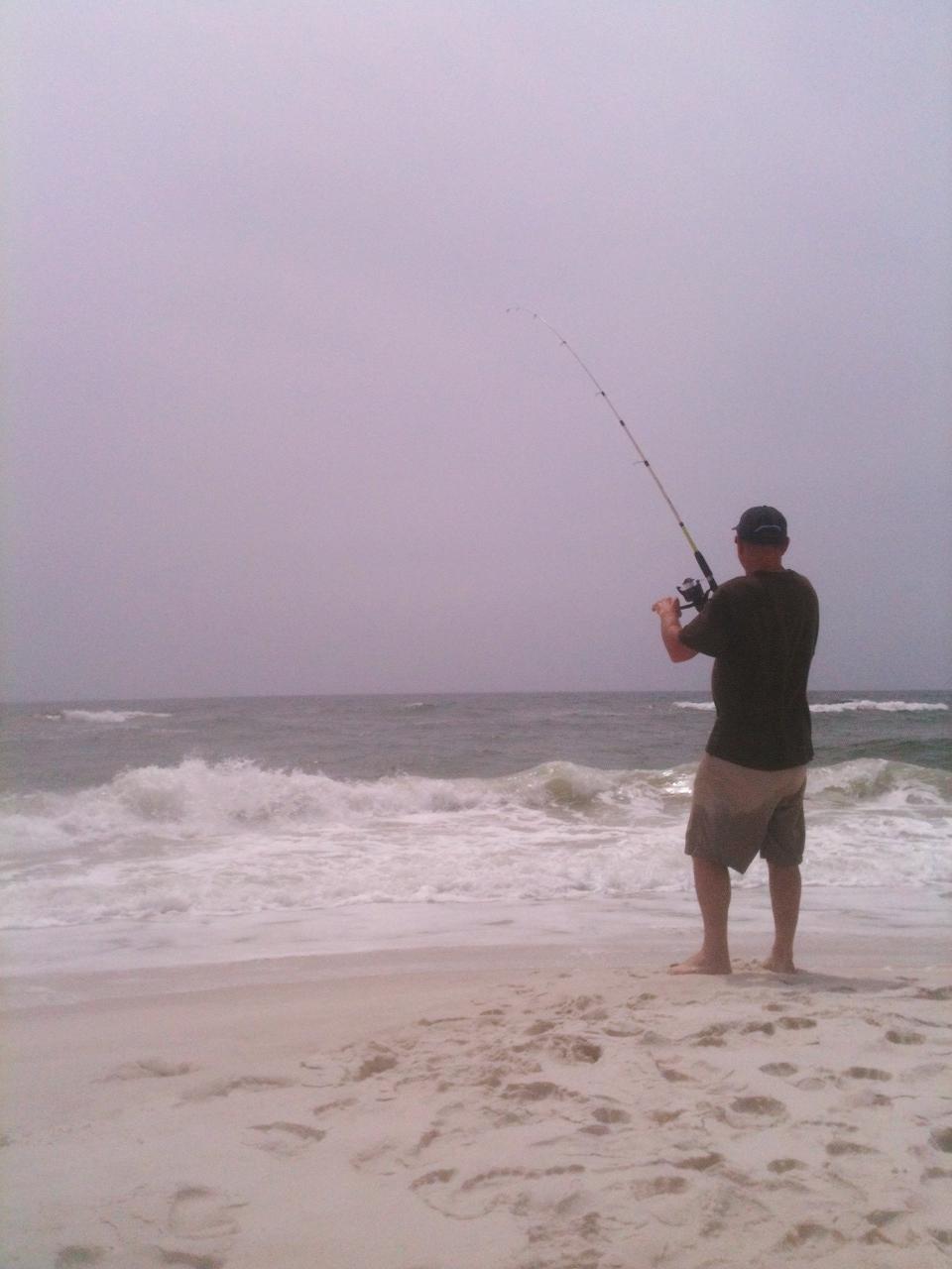 Fishing Holes The Martin S American Adventure
