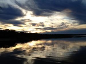 Worden Pond, Rhode Island