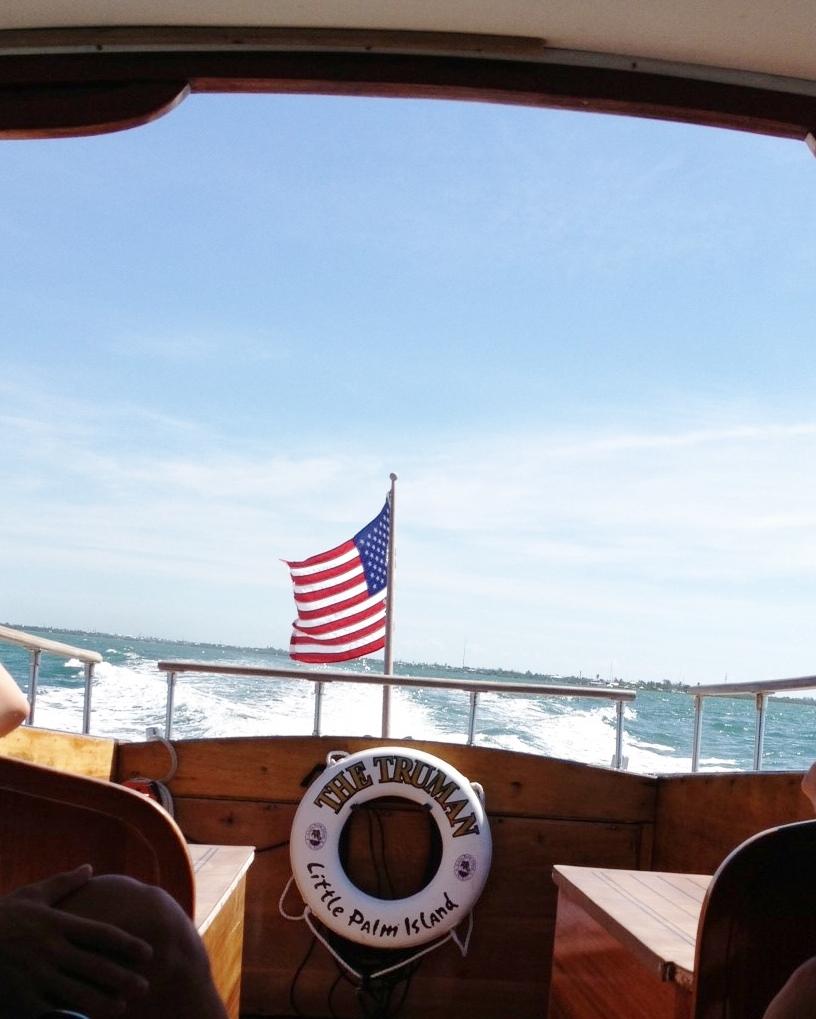 The Martin's American Adventure