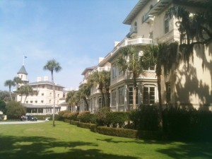"As our trip has unfolded I have added a few choice hotels to my ""want to stay"" list. The Jekyll Island Club Hotel is the latest entry to that list."