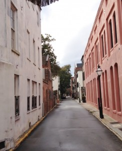 It is easy to feel like you have slipped back into another time zone when visiting Charleston.