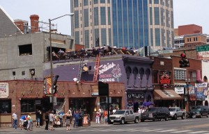 We loved the fact that there was live music in downtown Nashville at all hours of the day and night. We got to have our pub crawl AND be home in time to watch the evening news!