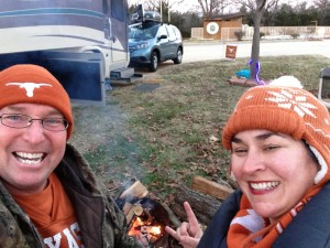At least the Longhorns made it to a bowl game, although the outcome was not pretty.