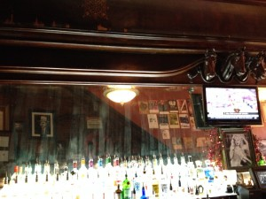 The Ohio Club in downtown Hot Springs is a classic old bar. Established in 1905, the owners boast about previous patrons like Teddy Roosevelt, Al Capone, Bugsy Segal, Mae West, Babe Ruth... and Bill Clinton.