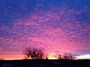 Keystone State Park near Tulsa, Oklahoma