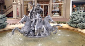 I didn't know that Kansas City is also known as the City of Fountains. It has more fountains than any city in the world except Rome, Italy.