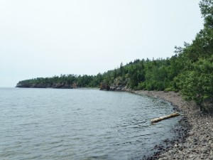 Another view of Split Rock State Park.