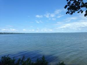 Lake Bemidji.