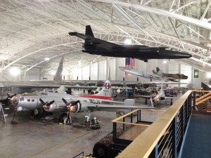 The Strategic Air and Space Museum is located right next door to the state park. The permanent exhibits include a huge collection of famous aircraft, missiles and spacecraft. Local Omaha pride abounds in the exhibits featuring Clayton Anderson: Heartland Astronaut and the Martin Bomber Plant, the largest and most historically significant structure on Offutt Air Force Base in nearby Bellevue, NE.
