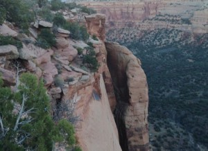 Another shot from Colorado National Monument.