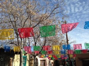 Old Town Albuquerque.