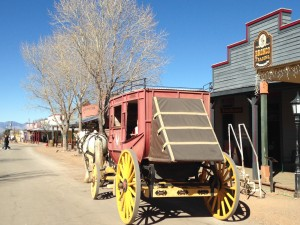 Visiting Tombstone really was like stepping back into the heart of the Wild West.