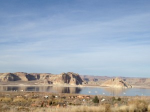 The Wahweap Campground was part of Lake Powell Resorts.