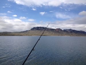 Bill Cody Reservoir, Cody, Wyoming