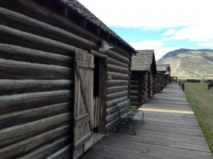 Old Trail Town is the original town site of Cody. It is just a couple of miles west of today's Main Street. A collection of authentic structures and furnishings have been acquired from different areas of the western frontier and relocated to the outdoor museum. A couple of the cabins are notable because they were used by the notorious outlaws Butch Cassidy and the Sundance Kid.