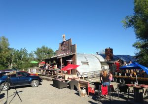 Best Road- Side Bar in the Middle of Nowhere: Holly's Road Kill Saloon, McCleod, Montana