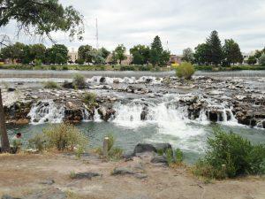 Idaho Falls.