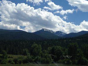 Lolo Peak, 9,096 feet.