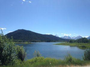 The Snake River.