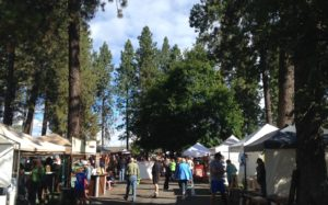 "The best farmer's market in the area was the Saturday morning market in Hayden (on the north side of Coeur d'Alene). They had food vendors, arts, crafts, produce, baked goods, dairy products, plants and flowers, natural meats, and any other ""goodie"" you can imagine."