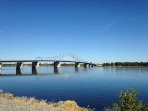 The Tri -Cities of Richland, Pasco and Kennewick are virtually one giant community connected by a series of bridges that cross the Columbia River.