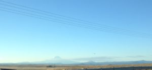 Mount Adams on the way to Goldendale.